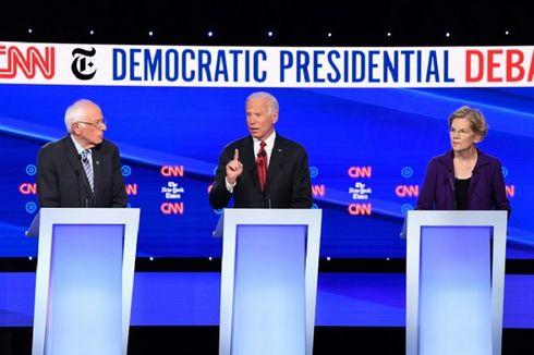Debat Capres Demokrat, Joe Biden: Saya Tak Bersalah, Putra Saya Tidak Bersalah