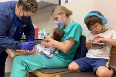 Anak-anak Berusia 6 Tahun, 3 Tahun dan 14 Bulan Ini telah dapat Suntikan Vaksin Covid-19