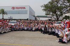 Jelajahi Indonesia, Tim Ekspedisi 5 Benua Toyota Petik Pelajaran dari Konsumen