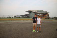 GT World Challenge Asia, Rio Haryanto-David Tjipto Tarung di Shanghai