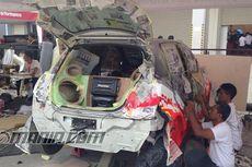 Kompetisi Modif Datsun Go