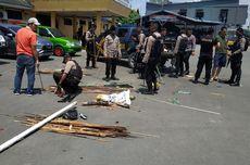 Cegah Konflik di Timika, Ratusan Anak Panah Diamankan Polisi