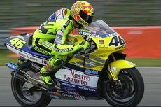 Evolusi Motor Valentino Rossi di MotoGP: Dari NSR500 hingga YZR-M1 2021