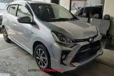 Menu Baru Bikin Toyota Agya Facelift Naik Kelas
