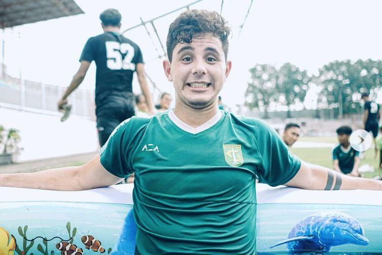 Pemain asing Persebaya Surabaya musim 2021, Bruno Moreira.