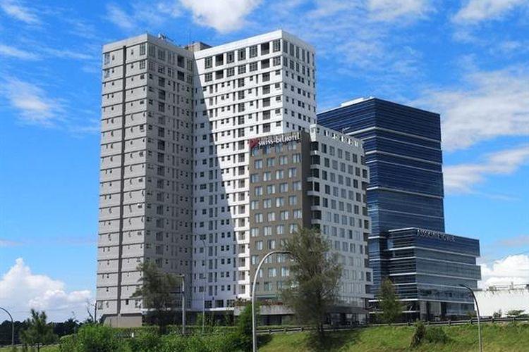 Swiss-Belhotel Serpong di Tangerang Selatan.
