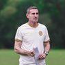 Mulai Pimpin Latihan Persija, Angelo Alessio Ungkap Sebuah Komitmen