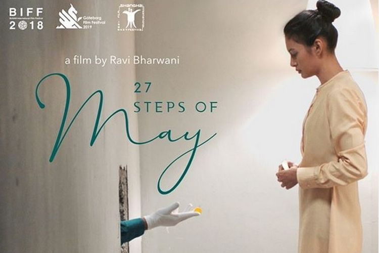 Poster film 27 Steps of May.