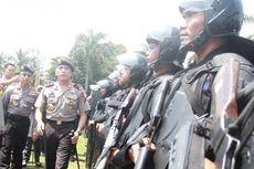 Jelang Putusan MK, Polda Jabar Pusatkan Apel Simulasi di Bogor