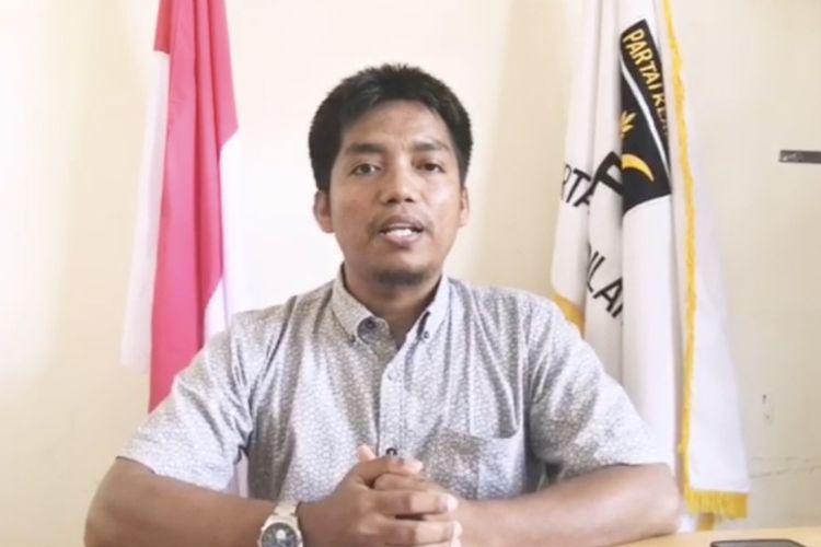Lombok Timur, Kompas.Com Ketua DPD PKS Lombok Timur, Murnan