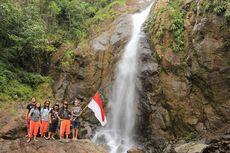 Sembilan Air Terjun di Kawasan Ranggu-Kolang Flores Barat (3)
