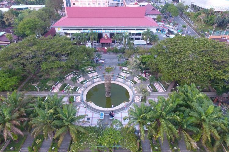 Taman Bekapai Balikpapan.