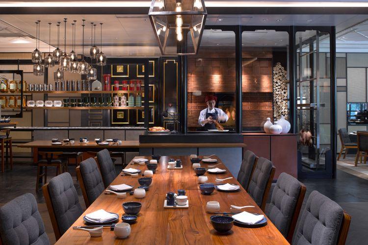Ini Dia Daftar Restoran Bar Dan Kafe Terbaik Di Jakarta Halaman All Kompas Com