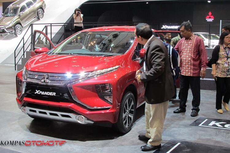 Skema Kredit Mitsubishi Xpander