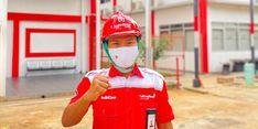 Rela Masuk Zona Merah Covid-19, Teknisi IndiHome Bertekad Berikan Pelayanan Terbaik