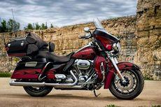 Kopling Rusak, Puluhan Ribu Harley-Davidson Ditarik