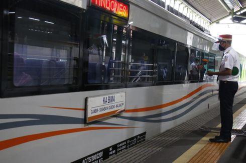 7 KA Jarak Jauh Tetap Beroperasi dari Stasiun Gambir dan Senen Selama Larangan Mudik