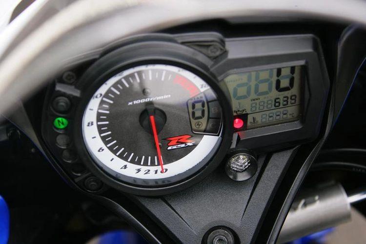 Suzuki GSX-R600 K8 2008
