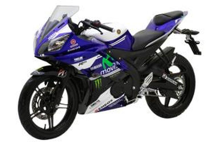 5 dari 1.500 pemesan online berpeluang mendapatkan Yamaha R15 Special Edition MotoGP