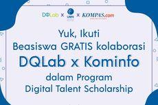 DQLab UMN-Kominfo Buka Pelatihan