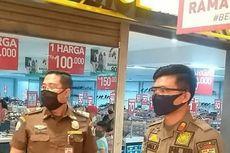 Nekat Buka Saat PSBB, Dua Ramayana di Jakarta Barat Didenda Rp 5 Juta