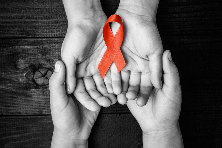 Ilustrasi HIV/Aids, Hari Aids Sedunia