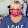 Tips Bikin Masker Bandana Tanpa Jahit untuk Cegah Virus Corona