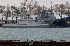 Cegah Kapal Perang Asing Masuk Ukraina, Rusia Tutup Selat Kerch