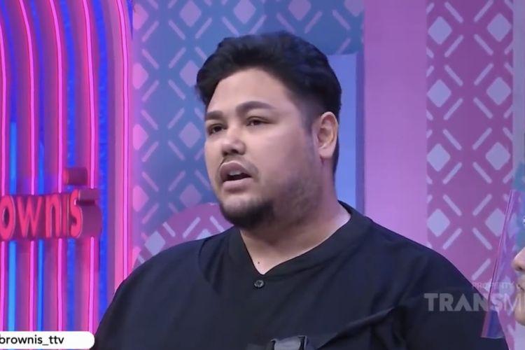 Ivan Gunawan dalam acara Brownis