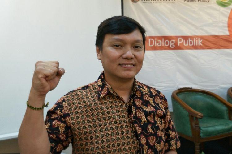 Juru Bicara PSI Surya Tjandra