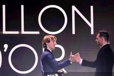 Ballon d'Or Dekade Ini Bukan untuk Juara Liga Champions Selain Barcelona dan Real Madrid