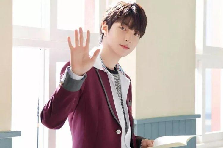 Aktor asal Korea Selatan Hwang In Yeop