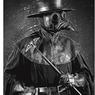 Misteri Dokter Wabah Black Death, Gemar Pakai APD dan Masker Sangar