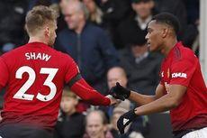 Fulham Vs Man United, Martial Gemilang, Setan Merah Geser Chelsea