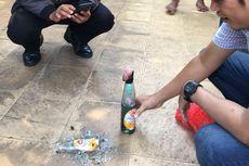 Ungkap Pelempar Bom Molotov ke Rumah Mardani, Polisi Cek Sidik Jari di Botol
