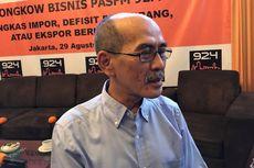 Faisal Basri: Investasi di RI Relatif Sudah Besar Tanpa UU Cipta Kerja