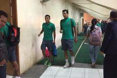 Bus Terlambat, Timnas U-23 Datang Terpisah ke Stadion SJH