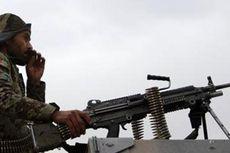 Pasukan Afganistan dan NATO Baku Tembak, 1 Tewas