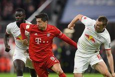 Hasil Bayern Muenchen Vs Leipzig - Berjalan Sengit, Laga Berakhir Tanpa Gol
