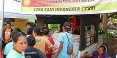 Di Kupang, TTI Jaga Stabilitas Pangan
