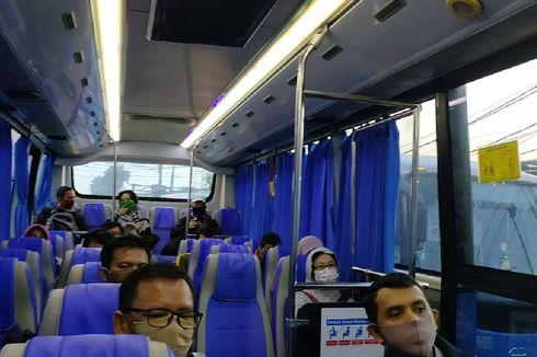Kemenhub Pertahankan Bus Gratis Bogor sampai Akhir Tahun
