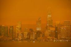 Pemanasan Global Disebut sebagai Pemicu Kebakaran Besar di California