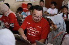 Perkuat Ekonomi Pedesaan, Telkom Gelar Program Pelatihan Keterampilan