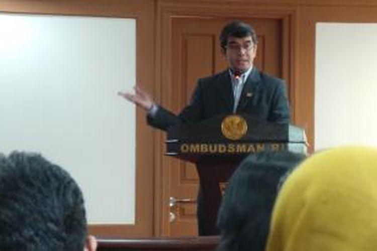 Ketua Ombudsman Danang Girindrawardana