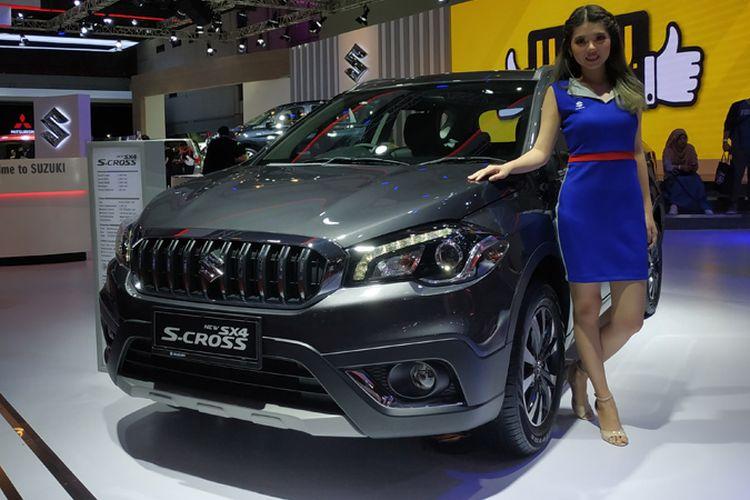 Suzuki SX4 S-Cross IIMS 2019