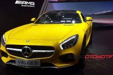 Model Baru Mercy, Goda Konglomerat yang Mampir ke GIIAS 2015