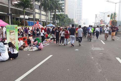Ada Pelantikan Presiden-Wapres, CFD Sudirman-Thamrin Ditiadakan Hari Ini