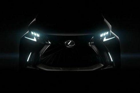 Lexus Siapkan Penantang Mini