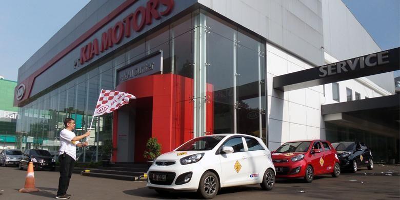 Kia Mobil Indonesia menggelar lomba irit untuk Picanto Club Indonesia.