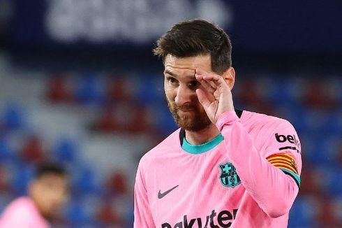 Alasan Presiden Barcelona Belum Bisa Umumkan Kelanjutan Kontrak Messi